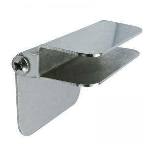 Stainless Steel Hinge for Glass Showcase